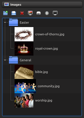 Image Groups